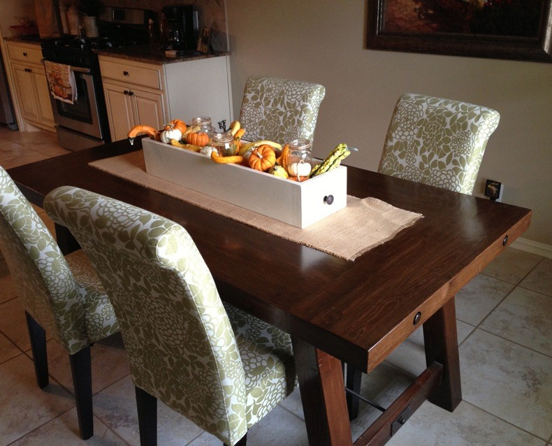 Benchwright Dining Table