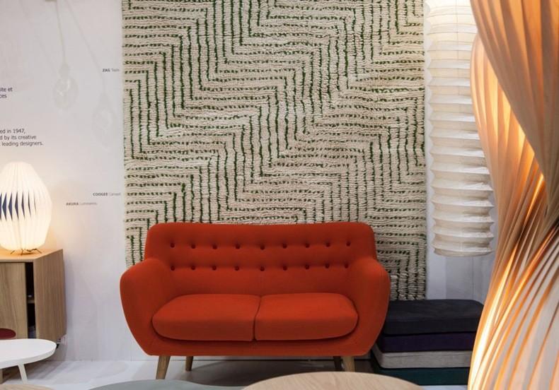 Brown Sofa Texture