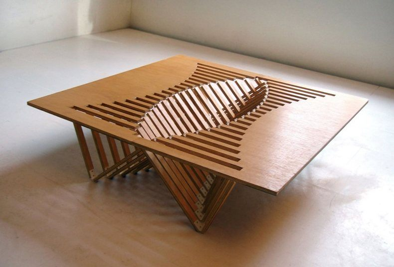 Custom Coffee Table Ideas