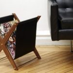 Which Painted Magazine Rack You Need For Your Living Room