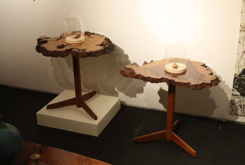 If wood slice coffee table is well-made it can serve people for generations.
