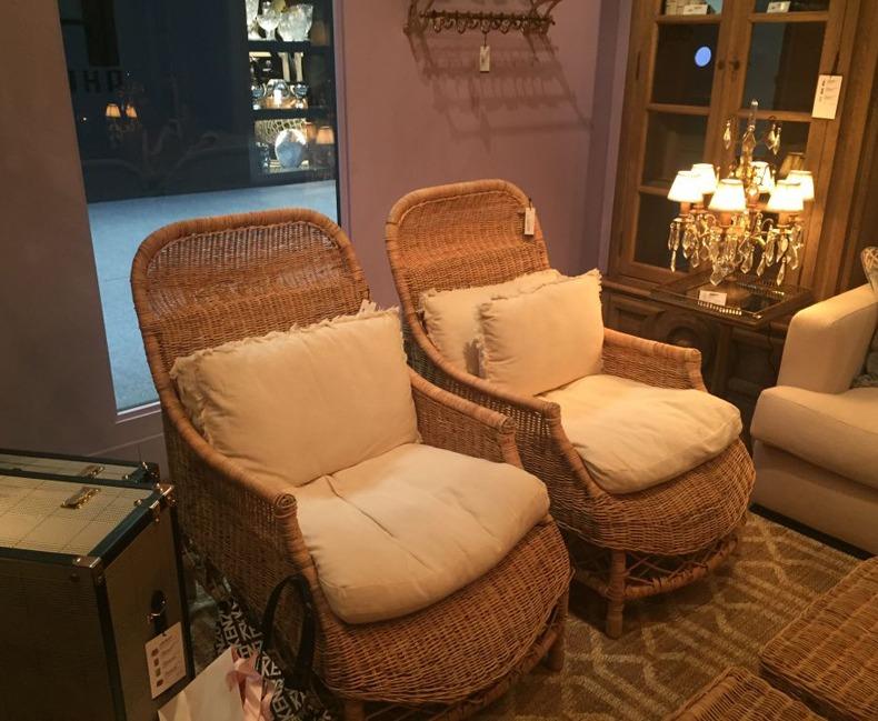 Comfortable Rattan Chairs