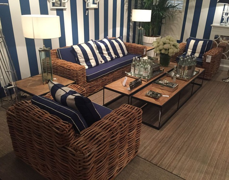 Nautical Living Room Furniture