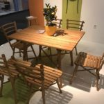 Narrow Kitchen Table And Chairs – The Perfect Solution For A Cozy Dining Rooms