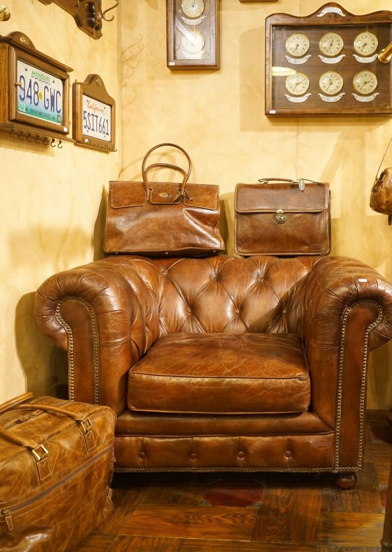 Man Cave Armchair