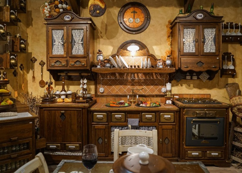 Best modern antique kitchen furniture definitely should never be stuffy or too serious.