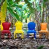 POLaRT Colorful Dining Chairs