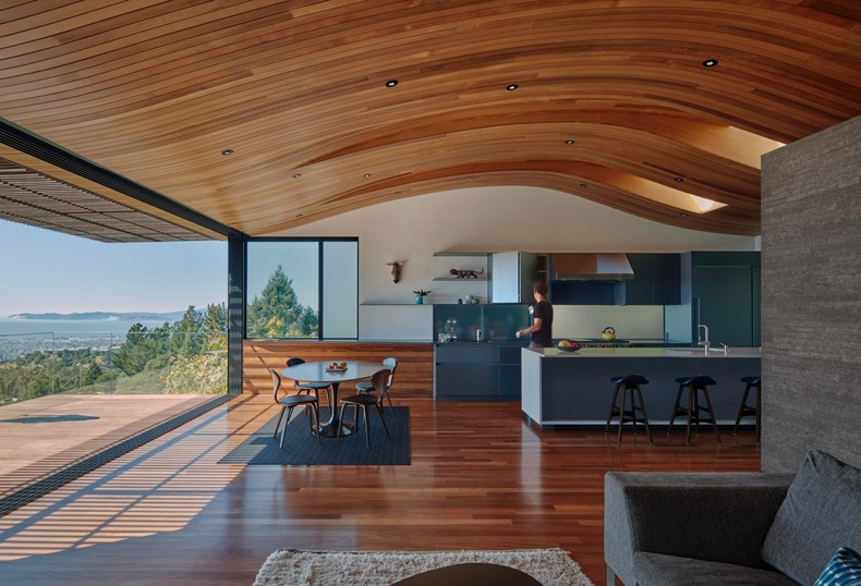 Wood Ceiling Covering