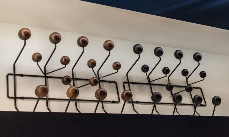 Vitra Wall Coat Rack