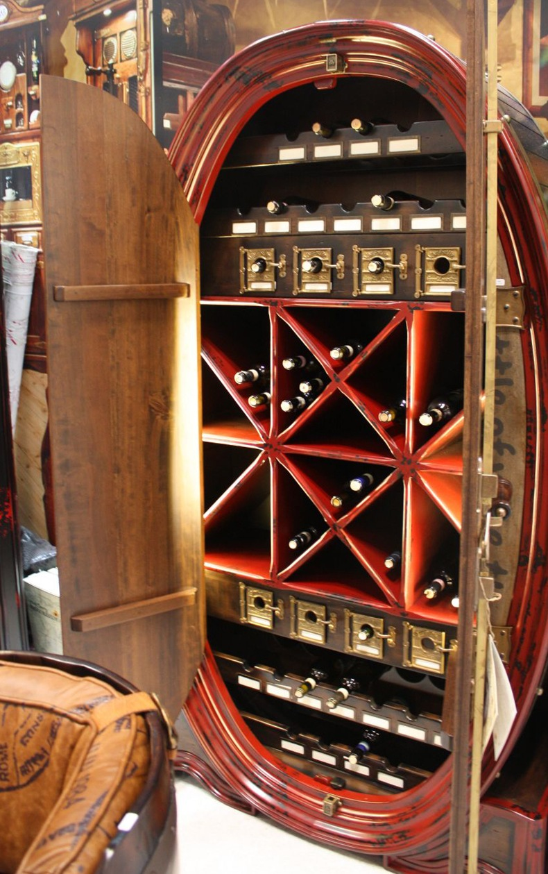 Nook Modular Wine Storage