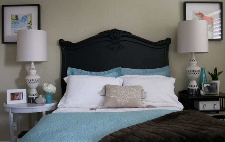 Oversized Headboard Bed Frame