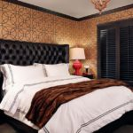 Suitable Decors For Black Brown Headboards in Bedrooms