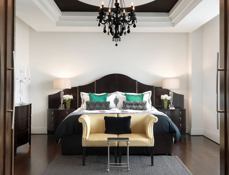 Having a bed with custom wood headboards you might want to make it more interesting and eye-catching.
