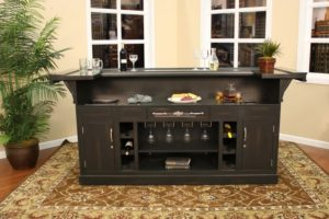 Small Bar Counter for Home