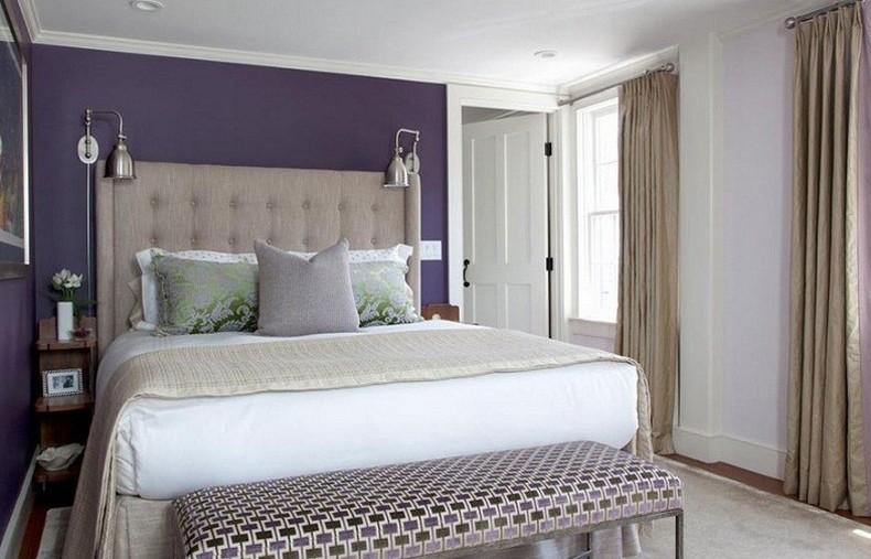 Narrow Nightstands Bedroom