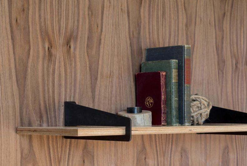 Secret Shelf Brackets