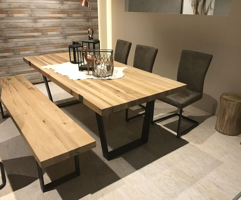 Wood Furniture Dining Set