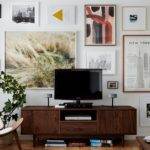 Different Modern Ways to Style Credenza for Living Room