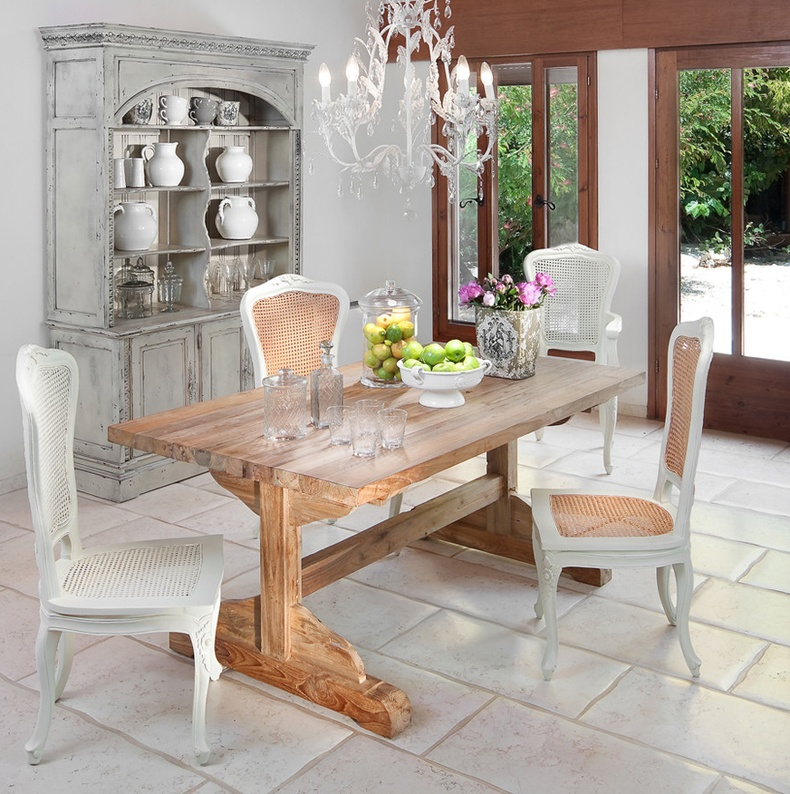 Trestle Dining Room Sets