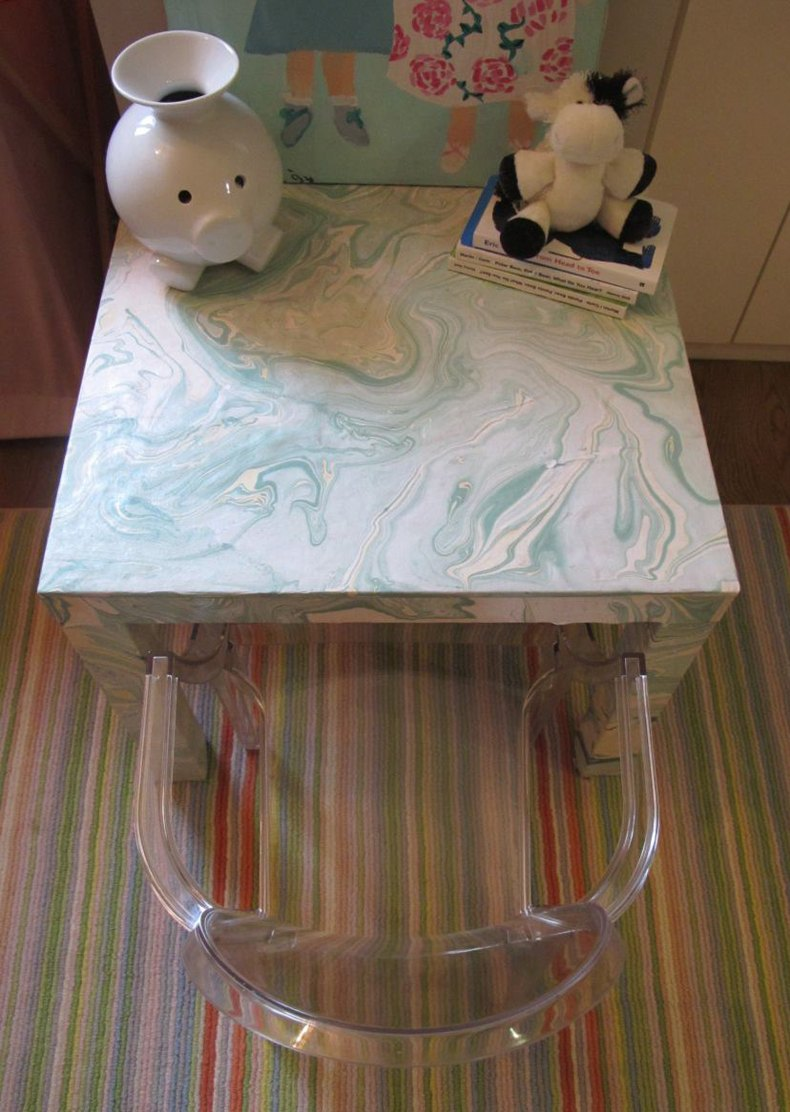 Second Hand Marble Coffee Table