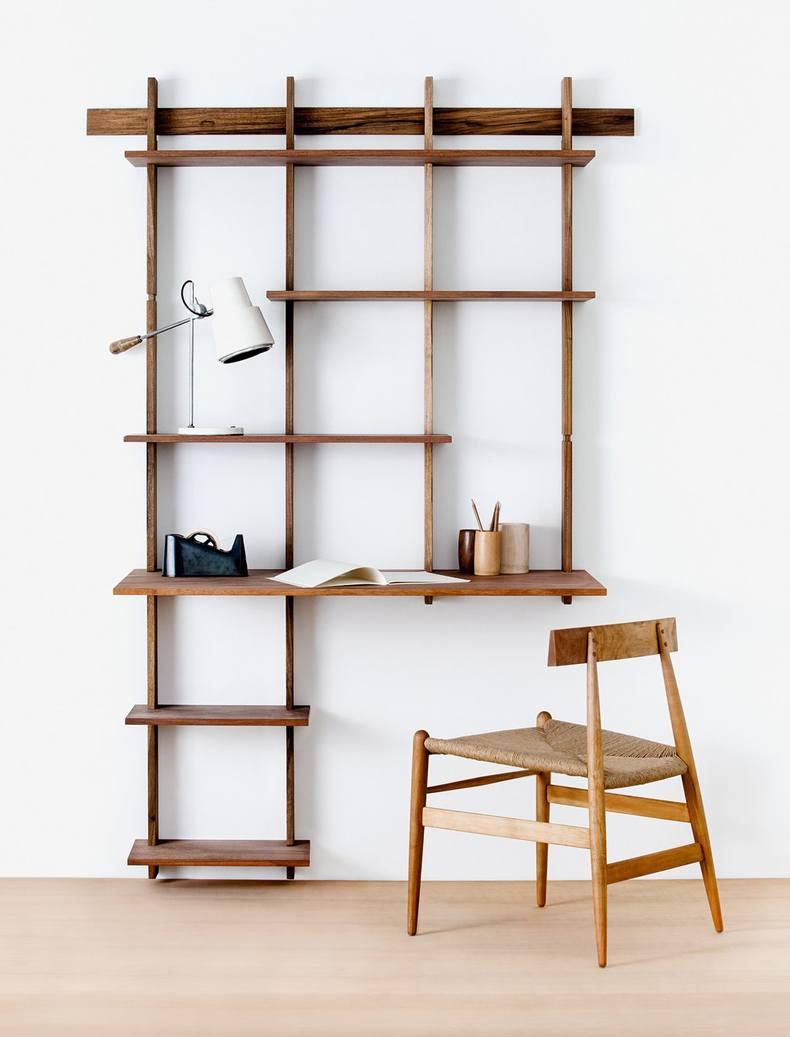 Sudacas Wood Wall Modular System