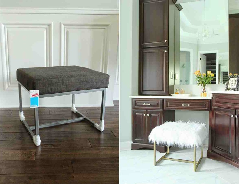 Vanity Stool Ideas