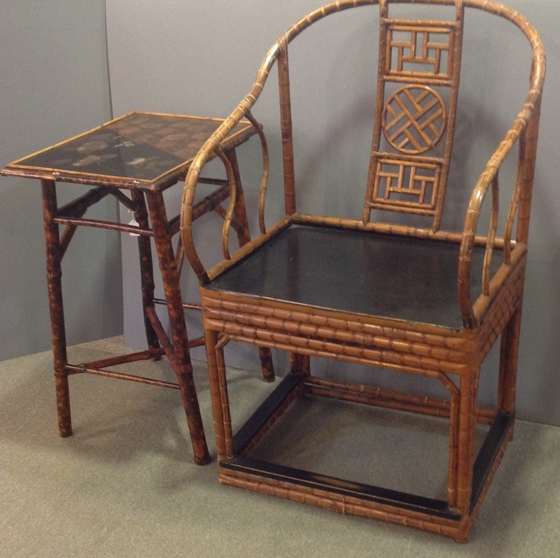 Antique Bamboo Furniture