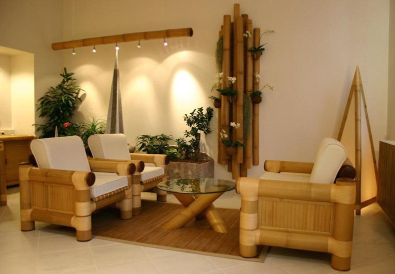 10 Awesome Bamboo Furniture Ideas For House Interior Decor