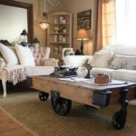 7 Popular Farmhouse Living Room Coffee Table Ideas for Room Design
