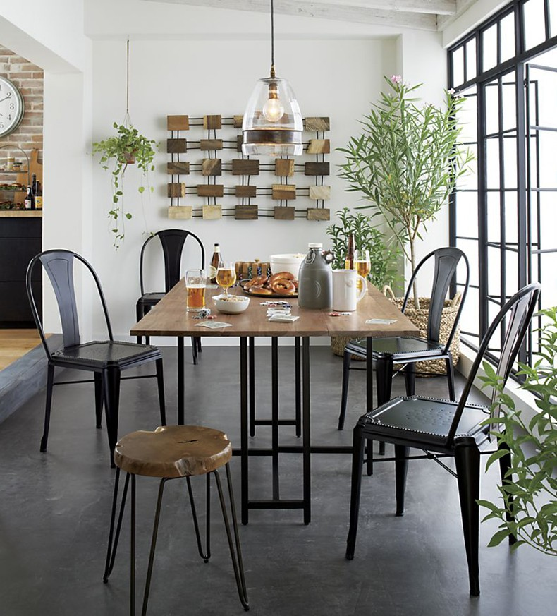 A good rectangular drop leaf table is needed for every home, and it does not matter you do have family dinners every evening.