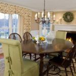 3 Outstanding Dark Wood Drop Leaf Dining Table Ideas for Dining Room Design