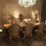 Inspiring Modern Baroque Living Room Ideas in Your Dining Room Style