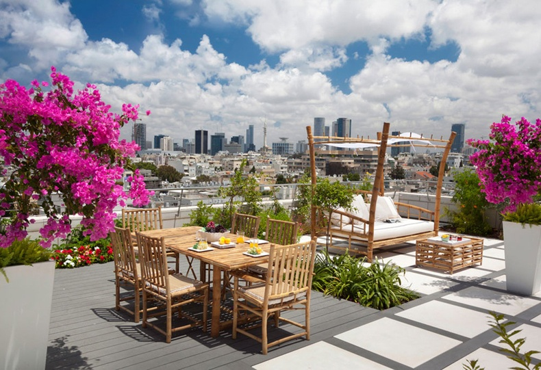 Rooftop Bamboo Furniture