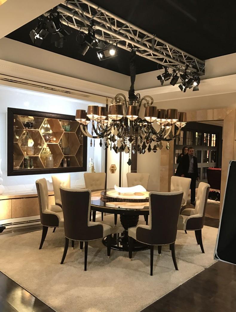 Barque Decor Living Room: Baroque Living Room Furniture
