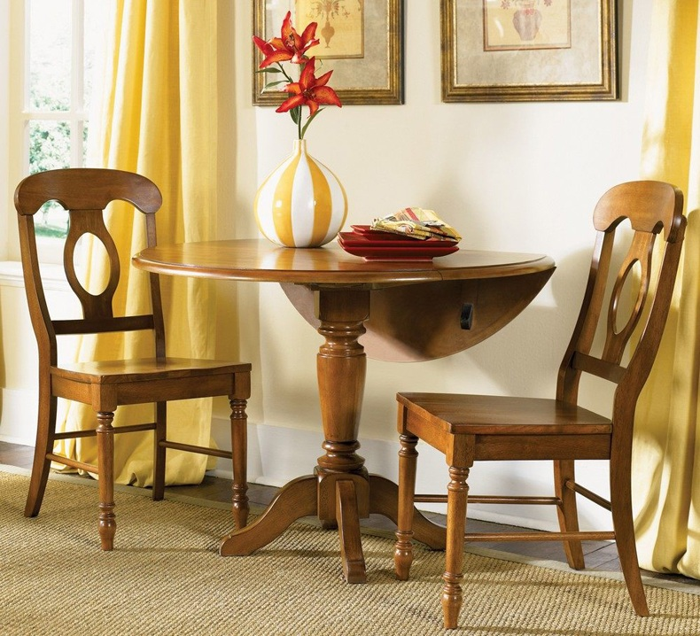 Amazing Drop Leaf Kitchen Table And Chairs