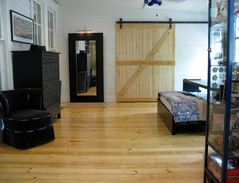 Barn Style Wardrobe Doors