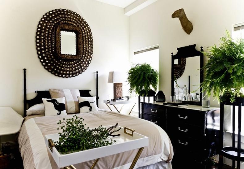 Black Oak Bedroom Furniture