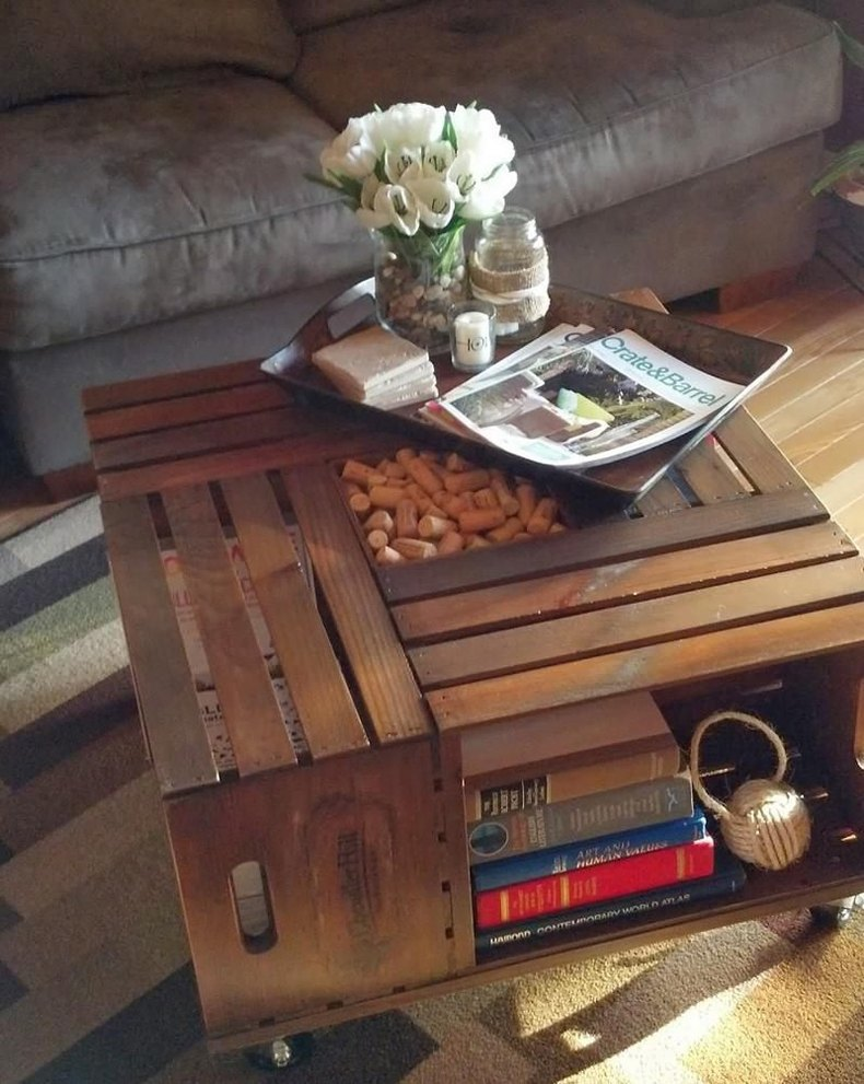 Coffee Table Alternatives