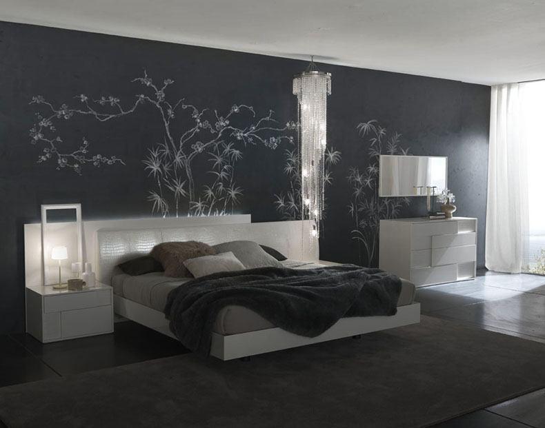 Bedroom Front Wall Design