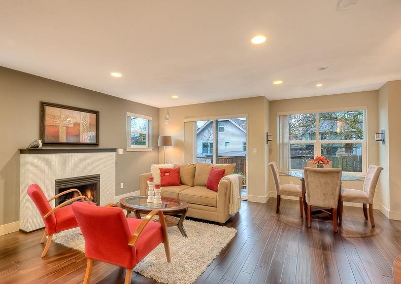 Living Room Wood Furniture Ideas
