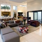 How to Arrange Large Living Room Furniture Sets in Your House