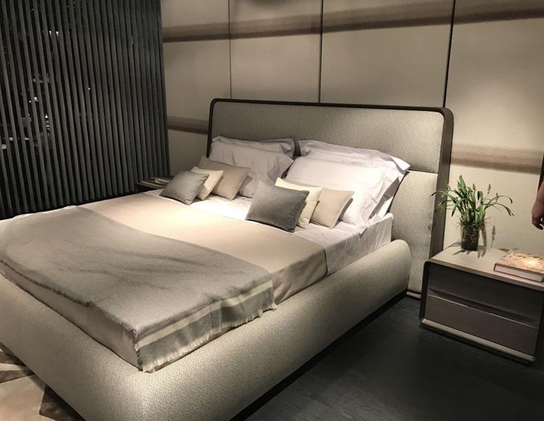 Light Grey Bed Frame