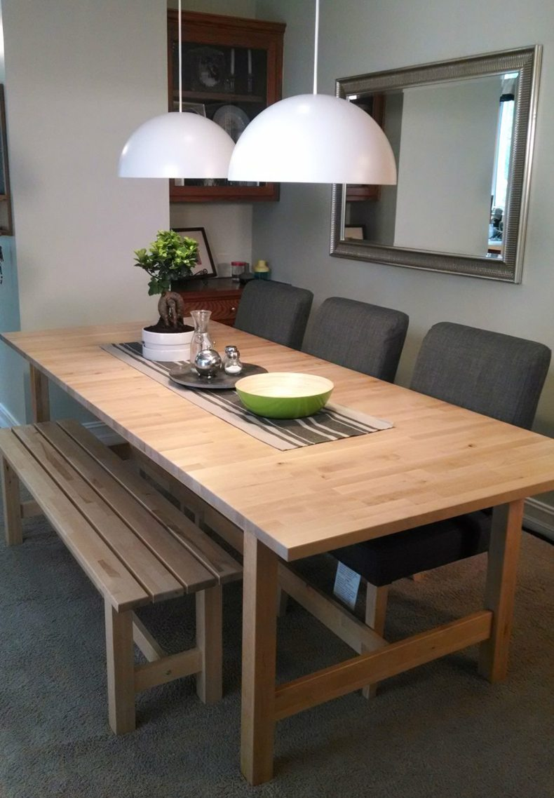 Rustic 6 Seater Dining Table