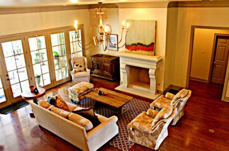 Small Traditional Living Room Ideas
