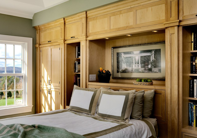Built-in Bedroom Furniture