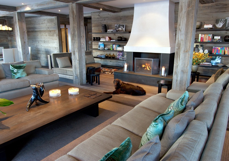 Fireplace Lodge