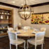 Dining Room Wall Shelves Ideas