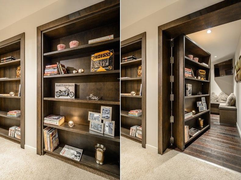 Secret Room in House Ideas