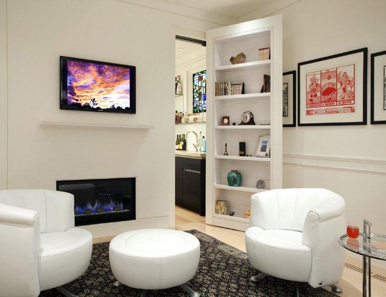 Secret Living Room