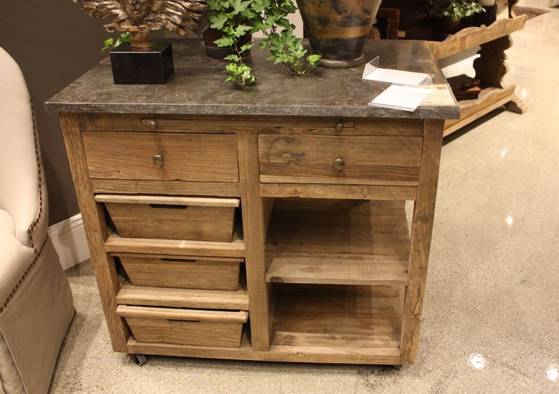 Revelation Rustic Cupboard